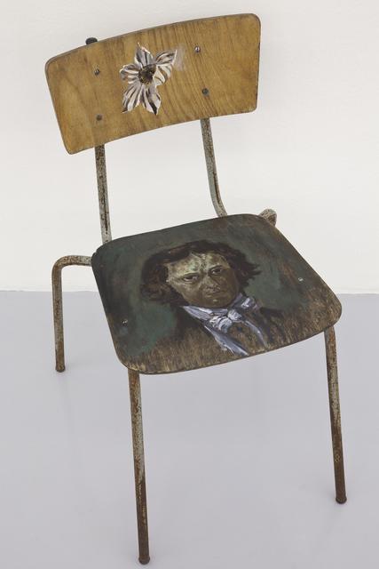 , 'Untitled (Reference: Francisco de Goya),' 2013, Galerie Meyer Kainer