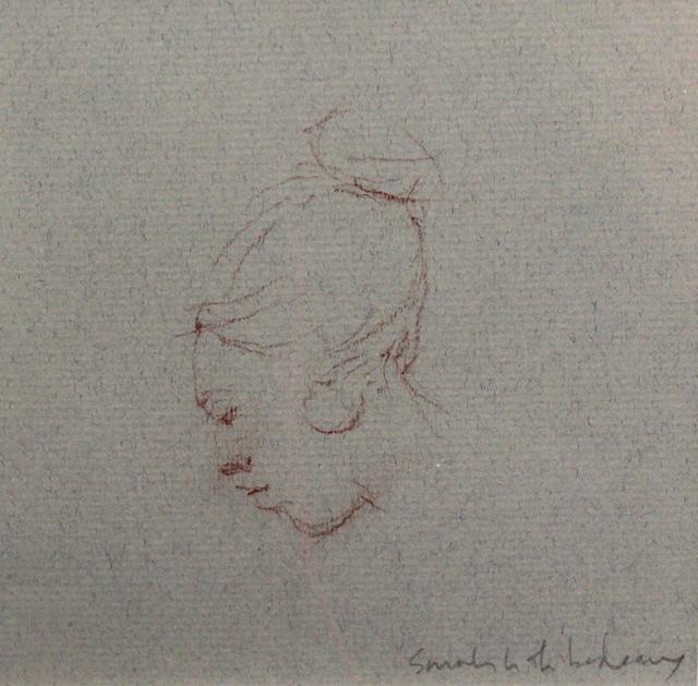 , 'Woman on Train,' , LeMieux Galleries