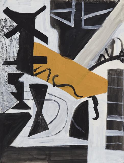 , 'Untitled (#17),' , Tibor de Nagy
