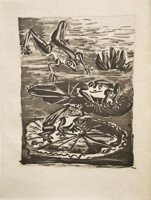 Pablo Picasso, 'Les Grenouilles (The Frogs)', 1936, John Szoke