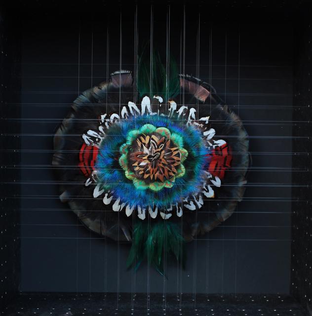 , 'Oeil de Mandala IV,' 2016, [Perpitch et Bringand]