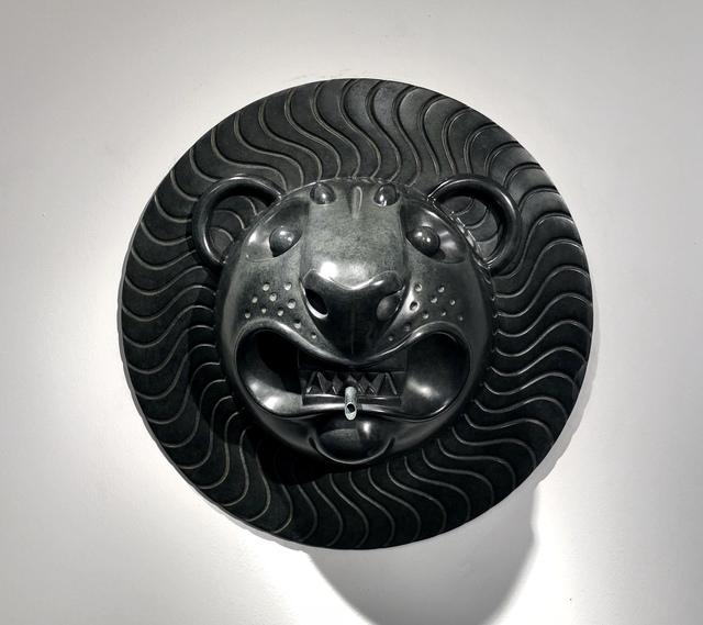 , 'Lion's Head (Fountain),' 2018, Galerie Dumonteil