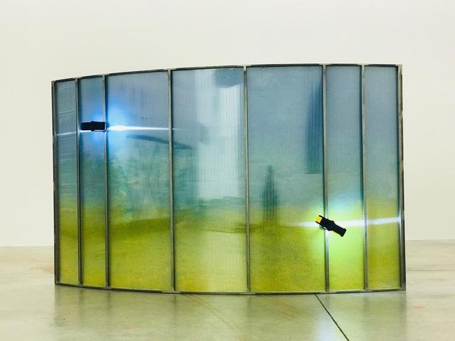 , 'untitled, 55,' 2018, Galleria Doris Ghetta