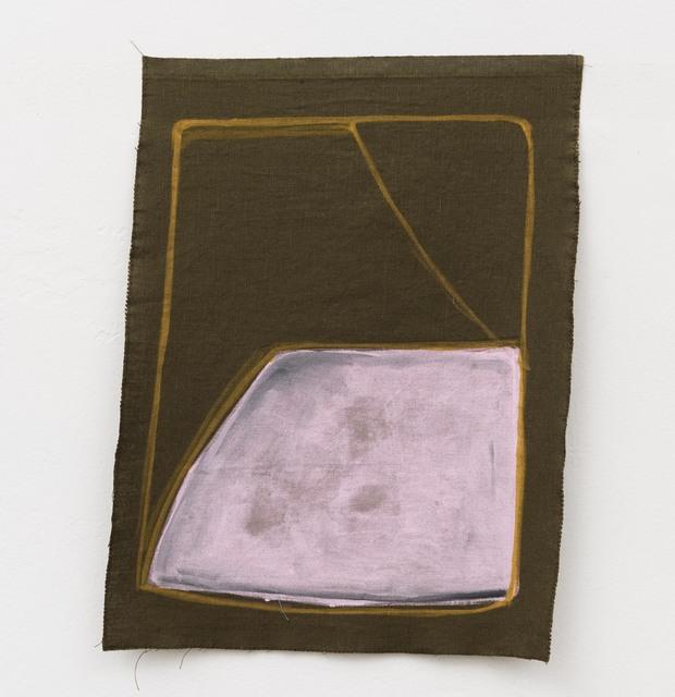 , 'Estudos para Fantasmas/Rose,' 2017, Galeria Jaqueline Martins