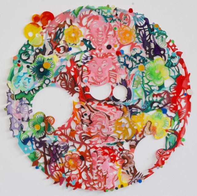 , 'Heavenly Bliss,' 2017, Yuan Ru Gallery