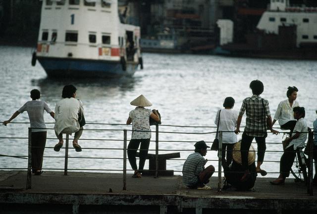 , 'Waiting for Ferry,' 1990, Art Vietnam Gallery
