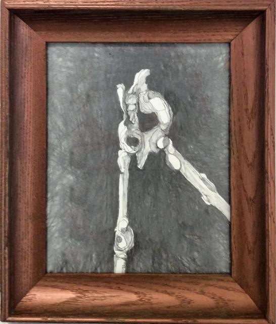 , 'Bones II ,' 2018, Carrie Haddad Gallery