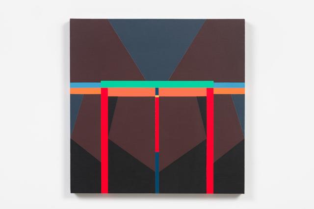 , 'Acrylic No. 2, 2008,' 2008, L.A. Louver