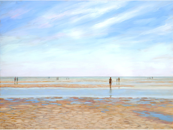 Paul Schulenburg, 'The Tide is Out', Addison Art Gallery