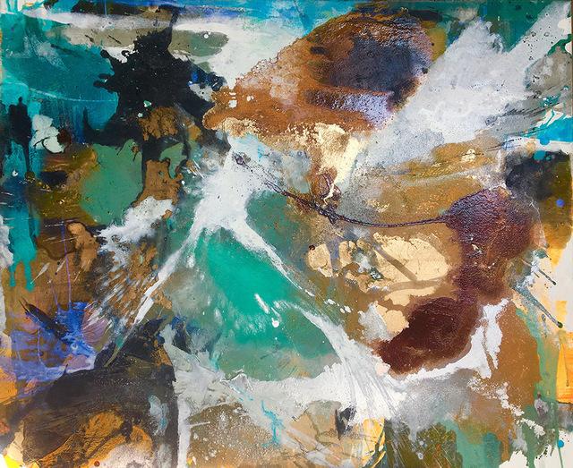 , 'Altrheinlandschaft - Rhine Valley,' 2018, Hicks Gallery