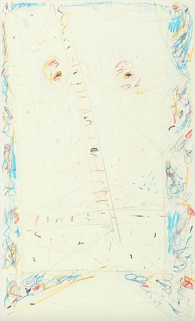 , 'Mask composition,' 1969, HUNDERTMARKartFAIR