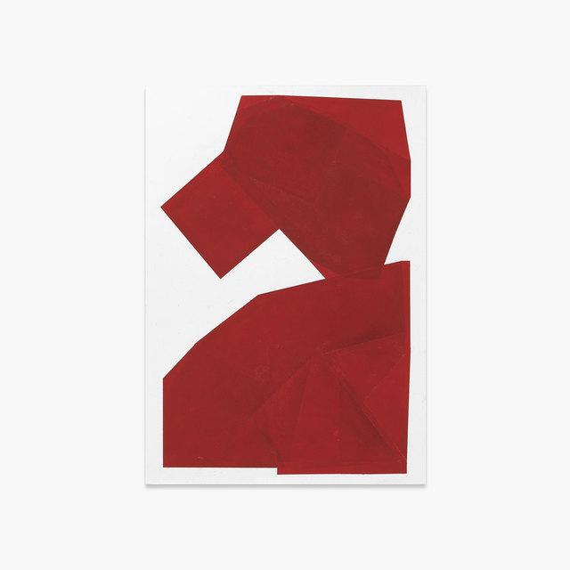 , 'Red Mono I ,' 2018, Tappan