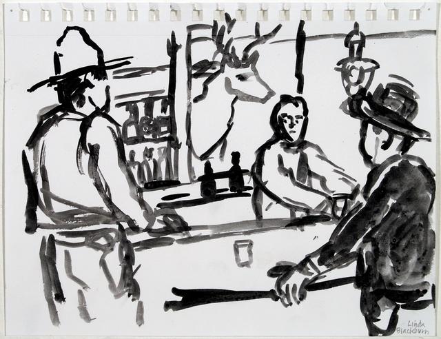 , 'Bartender,' 2014, Artspace111