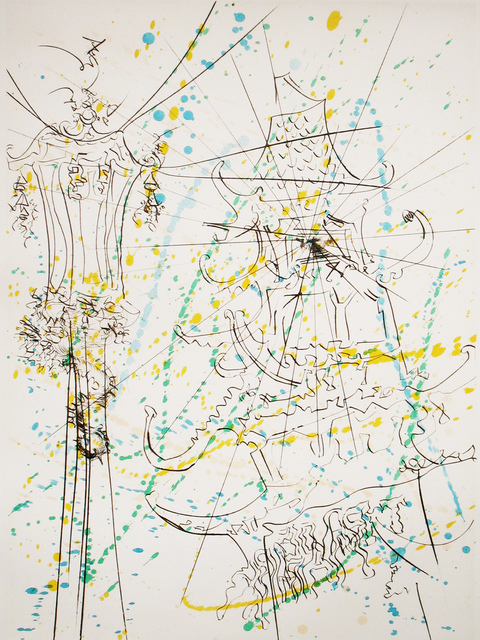 Salvador Dalí, 'Chinatown', 1970, DTR Modern Galleries