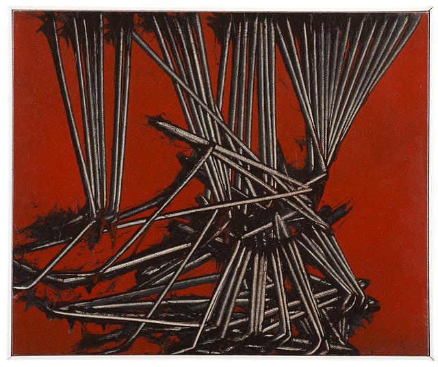 Emilio Scanavino, 'Tramatura', 1976, Il Ponte