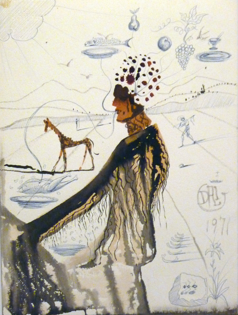 , 'The Earth Goddess,' 1971, Mayoral Galeria d'Art