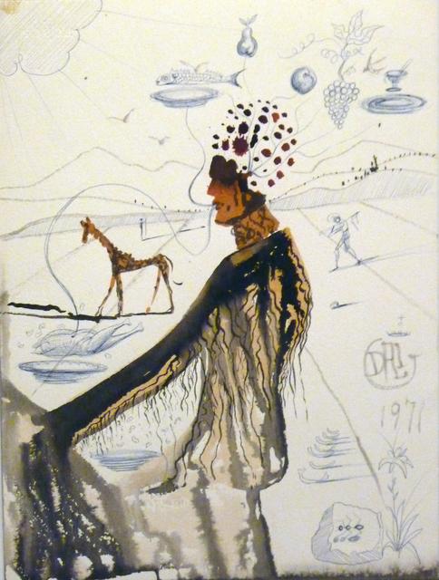 , 'The Earth Goddess,' 1971, Mayoral