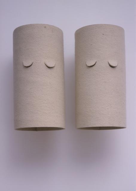 , '2 x (40 x 33 x 20),' 2000, White Cube