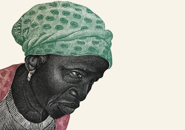 , 'Mutswari ixikwemba xa wena,' 2017, Opulent Living Gallery