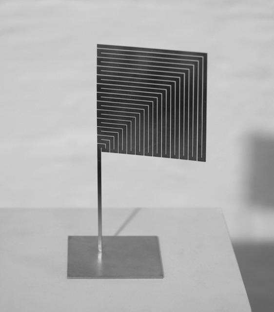 , 'Quadratschnitt übereck, vertikal,' 2007, Sebastian Fath Contemporary