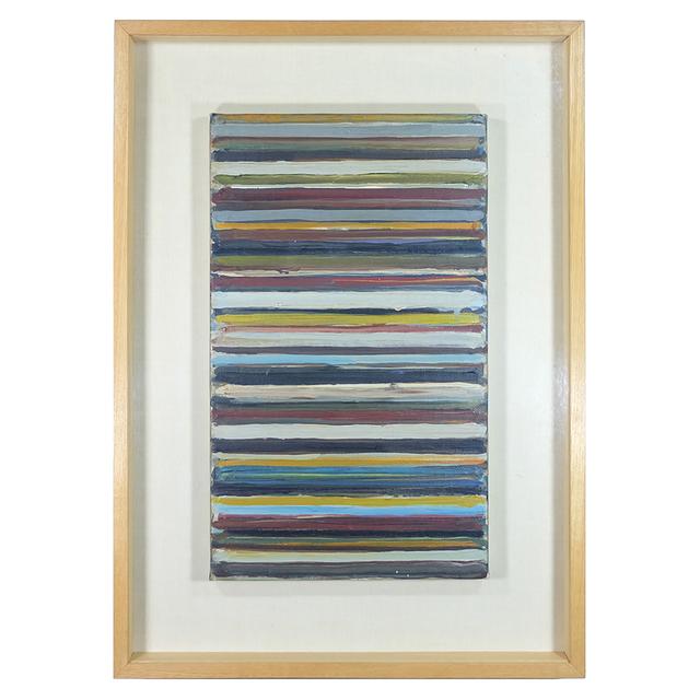 , 'Work C-07,' 1960, Tezukayama Gallery