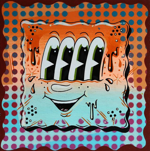 , 'KeefBob #3,' 2017, StolenSpace Gallery