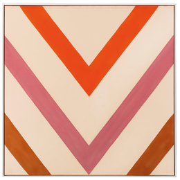 Kenneth Noland, 'Flush,' 1963, Sotheby's: Contemporary Art Day Auction