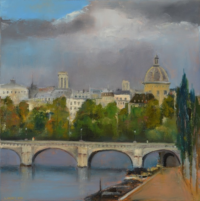 , 'Pont Neuf,' 2014, Madelyn Jordon Fine Art