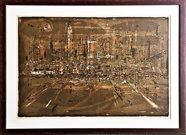 Wayne Thiebaud, 'Manhattan ', 1957, Alpha 137 Gallery
