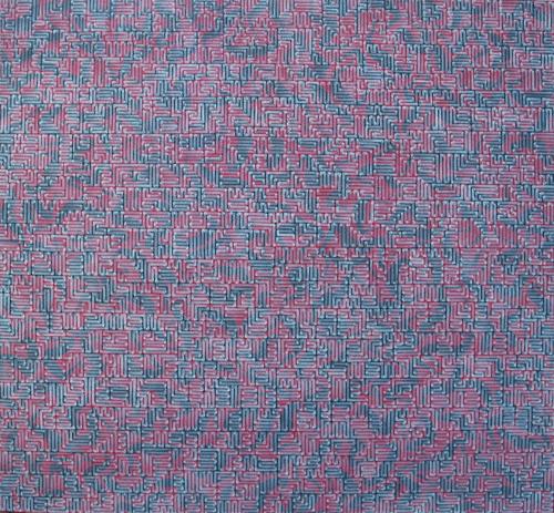 , 'Path - Hidden Truth - 19200CM,' 2007, Galerie du Monde