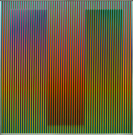 , 'Physichromie Panam 222,' 2015, Marion Gallery