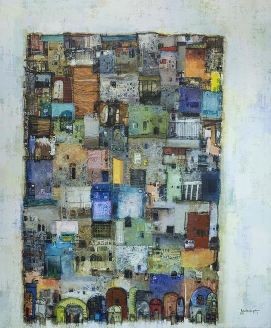 , 'Floating Tower III,' 2018, Addis Fine Art