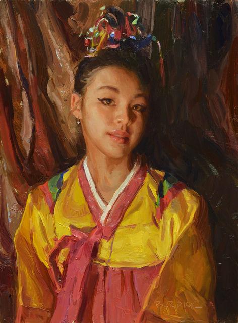 , 'Korean Bride,' 2017, Gallery 1261