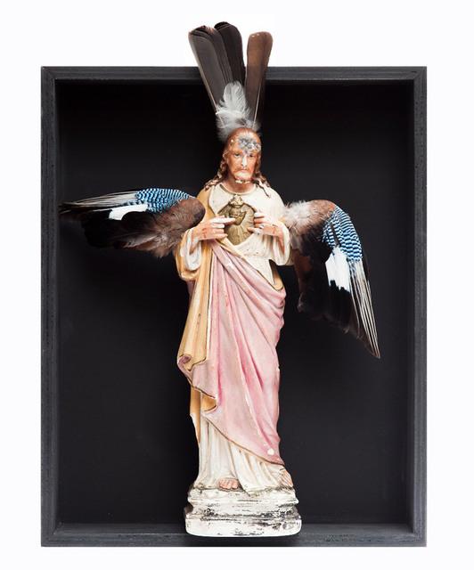 , 'Jezus On Wings,' 2019, Van Bavink Gallery
