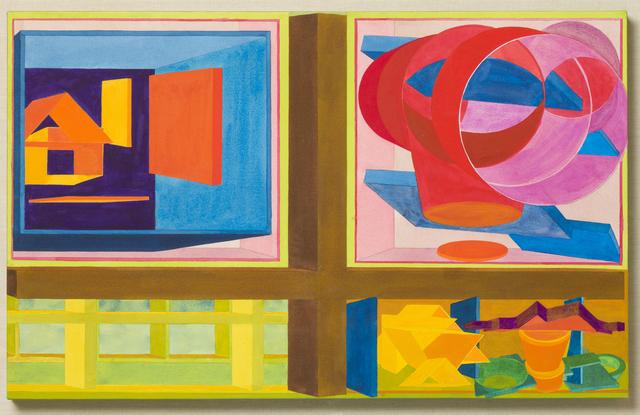 , 'Victoria IX,' 1991, David Klein Gallery