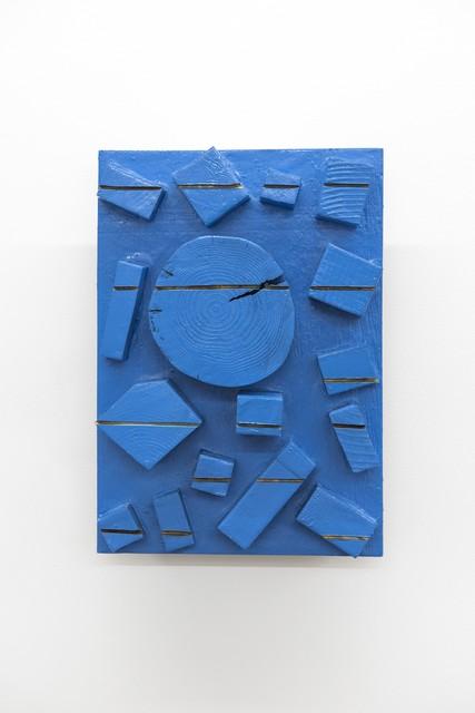 , '木片の積線 - 独立空,' 2000, Gallery 38