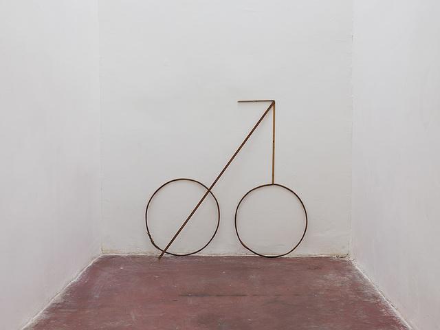 , 'Bicycle,' 1977, Dvir Gallery