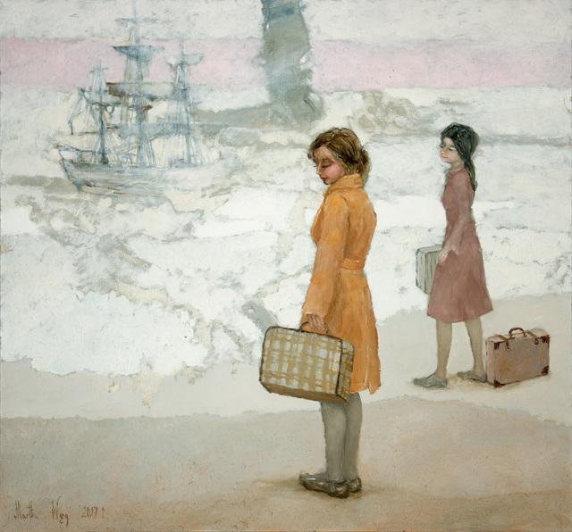 , 'Mrs D.'s journey,' 2017, Gallery Katarzyna Napiorkowska | Warsaw & Brussels