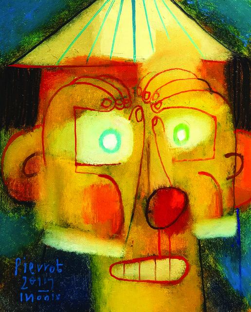 , 'Pierrot,' 2017, Gallery Mac