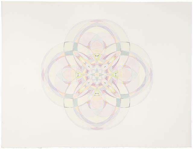 , 'Kaleidoscopic Spirograph Still #23,' 2013, ELLEPHANT