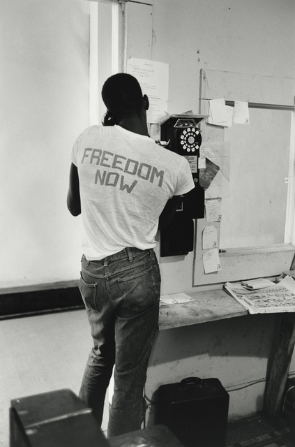, 'Freedom Now, Canton, Ohio,' 1964, Howard Greenberg Gallery