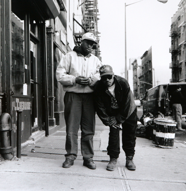 , 'Gang Starr In New York City,' 1991, Getty Images Gallery