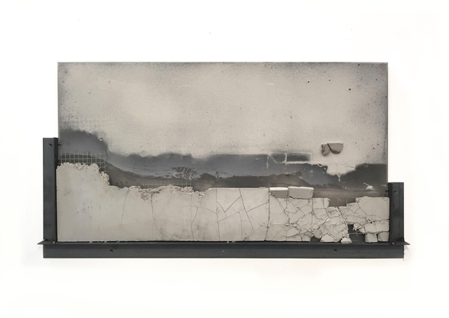 , 'Concrete Landscape Study 1,' 2017, Michael Warren Contemporary