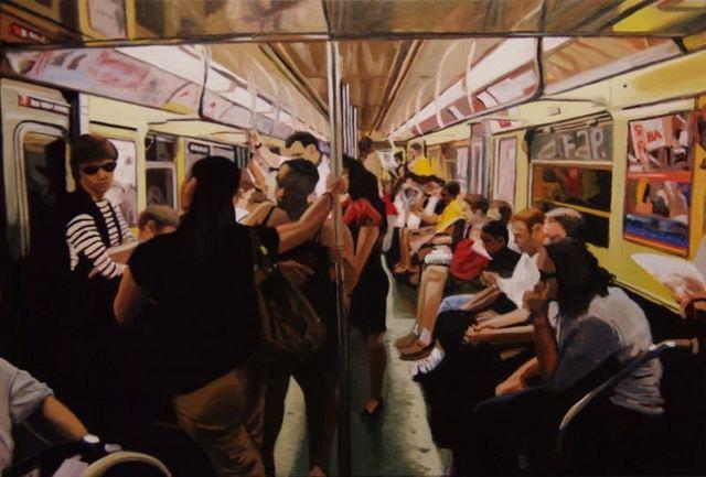 Seth Tane, 'Car Interior', 2013, Modernism Inc.