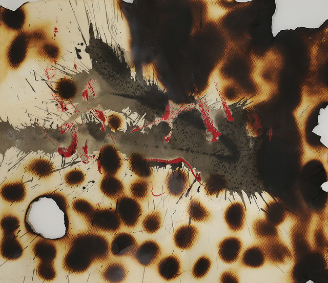 , 'From the serial burner series,' 2017, Ota Fine Arts