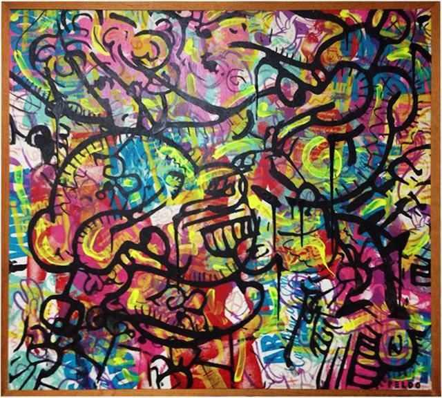 Chris Peldo, 'Popeye / Blondie', Gildea Gallery