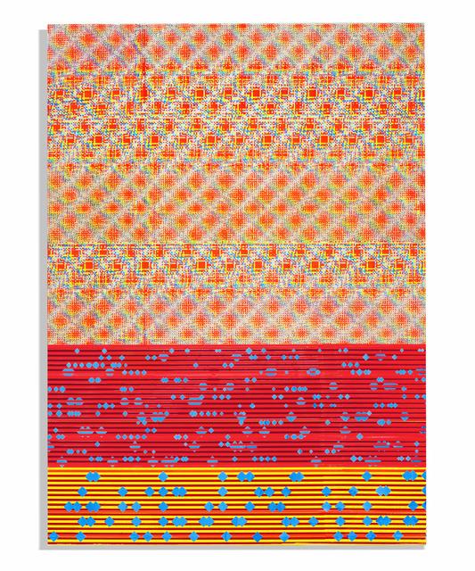 , 'Untitled (Red Band),' 2012, David Richard Gallery