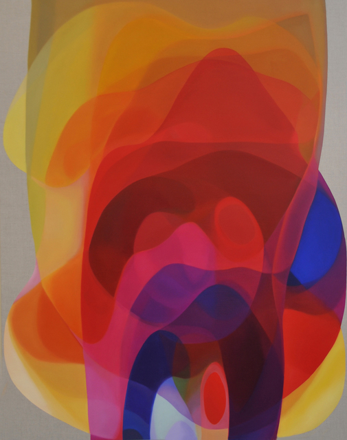John Young (b. 1956), 'Veiled Spectrum IV', 2014, ARC ONE Gallery
