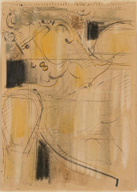 , 'Halbfigur,' 1941, Galerie Thomas