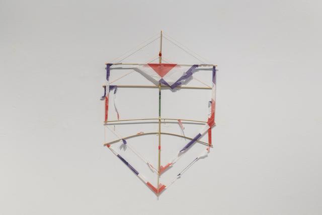 , 'Avisto, Aviso, Voo 4,' 2018, Travesia Cuatro